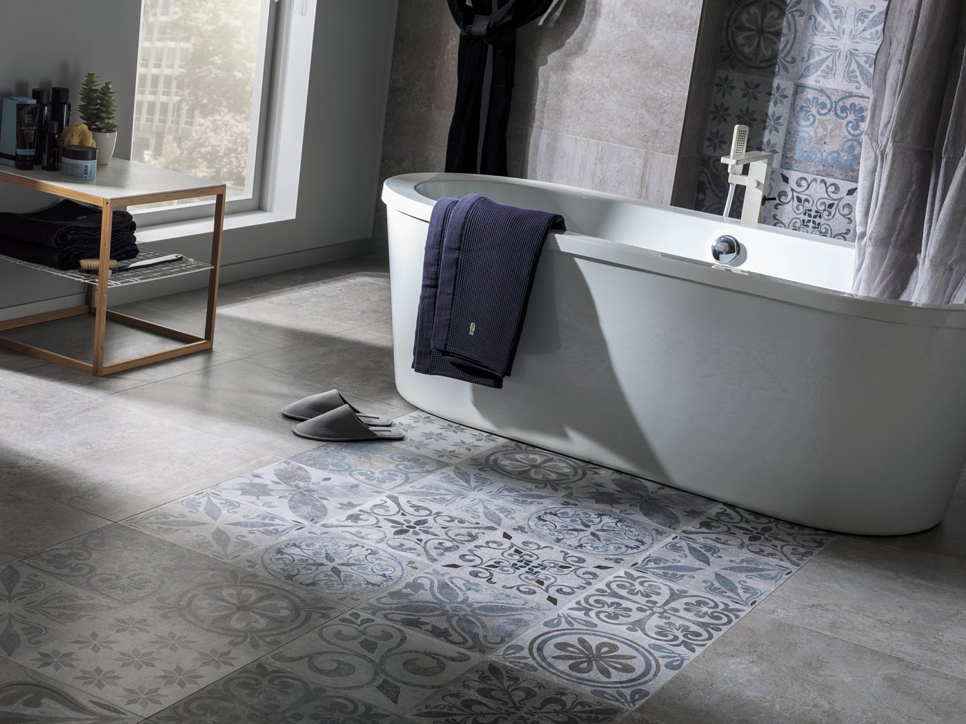 Gallery for Carrelage murale salle de bain